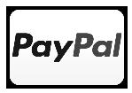 PayPal-Schwarz-Weiss