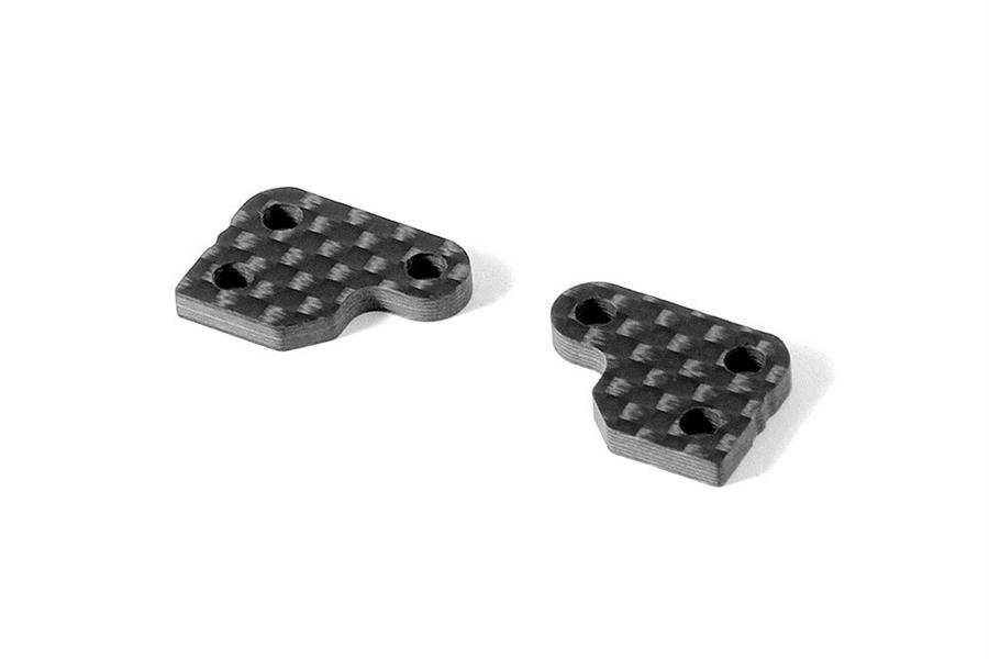 Xray Xb2 Graphite Extension For Steering Block 2 2
